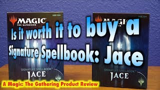 MTG - Is it worth it to buy a Signature Spellbook: Jace? A Magic The Gathering product Review
