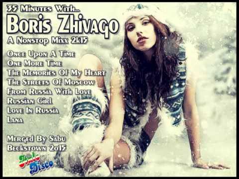 35 Minutes With... Boris Zhivago [Italo Disco]