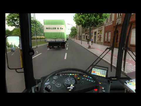 OMSI - Rush Hour - BVG 1989 D89 on the X33 part 1  