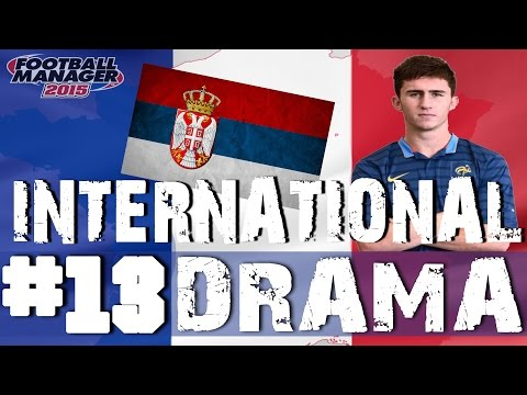 INTERNATIONAL DRAMA | Part 13 | CRUNCH TIME | Football Manager 2015