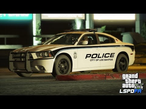 GTAV-LSPDFR Day-332,  Tampa Bay Police, He went to Jail, Road to 10K!