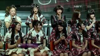 Cara Para Member JKT48 Menangani Fans Yang Jahil
