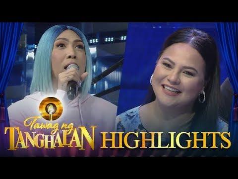 Tawag ng Tanghalan: Vice Ganda notices Hurado Karla&39;s beauty