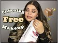 Unboxing FREE Beauty Products From Influenster #2