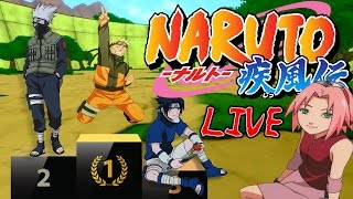 Want To Be The Best? - Naruto: Naiteki Kensei R1 - (PC Live Stream)