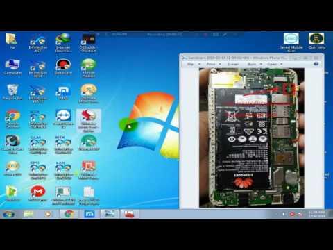 Huawei Y6 SCL-U31 Edl 9008 Mode Test Point 1000% Ok