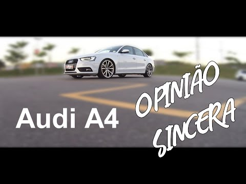 OPINIÃO SINCERA Audi A4 do Brakeboost! (Review)