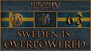 EUIV Sweden is Overpowered 63