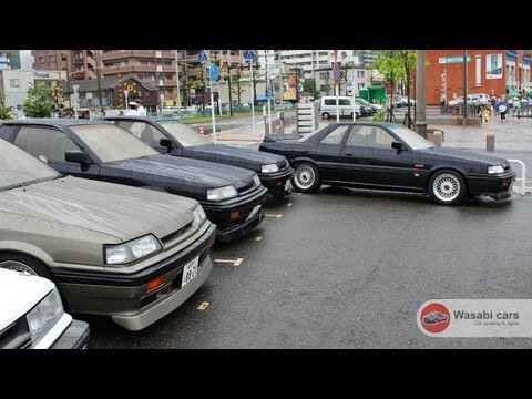 The 1987 Nissan Skyline GTS-R - Group A Homologation Special (4 of 800) Yes, FOUR! - R31 House