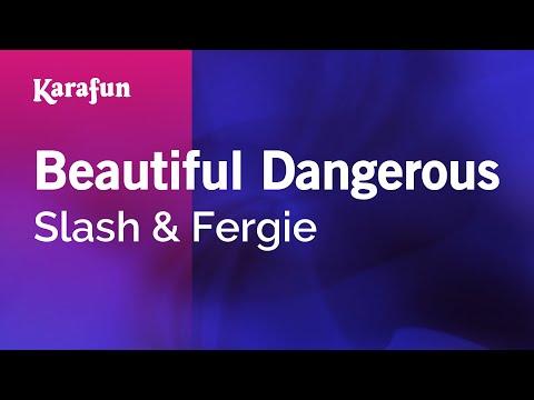 Karaoke Beautiful Dangerous - Slash *