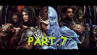 Middle Earth Shadow of War Dificuldade Nêmesis