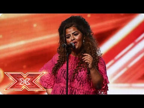 Don't Let The Sun Go Down on Scarlett | Boot Camp | The X Factor 2017