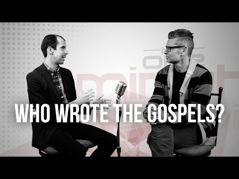 804. Who Wrote The Gospels?