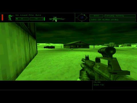 Delta Force 1 Novoya Zemlya Snow Fox |