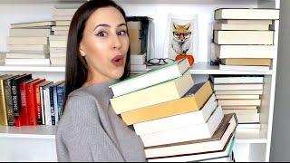 BIGGEST BOOK HAUL EVER!!