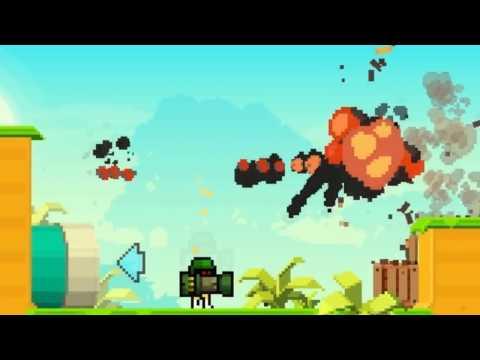 Shootout in Mushroom Land