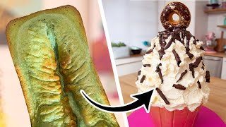 GIANT Buttercream Cupcake! From epic cake fail to epic cake  How To Cake It with Yolanda Gampp