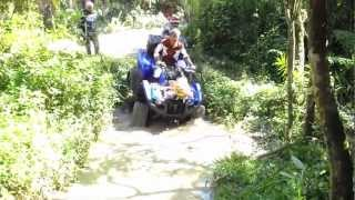 ATV - Mattracks LiteFoot XT vs. Tatou 4S