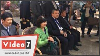افتتاح الملتقى الدولى للعلاقات المصرية الصينية بحضور عصام شرف
