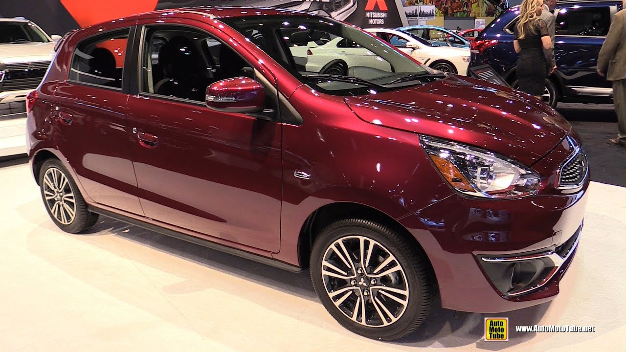 2017 Mitsubishi Mirage Gt Exterior And Interior Walkaround 2016 Chicago Auto Show