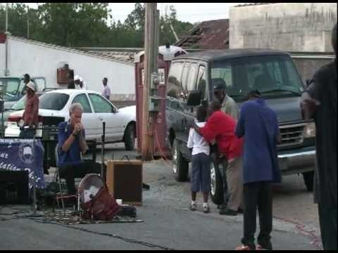 Street Blues Party In Holly Springs, Mississippi (2011)