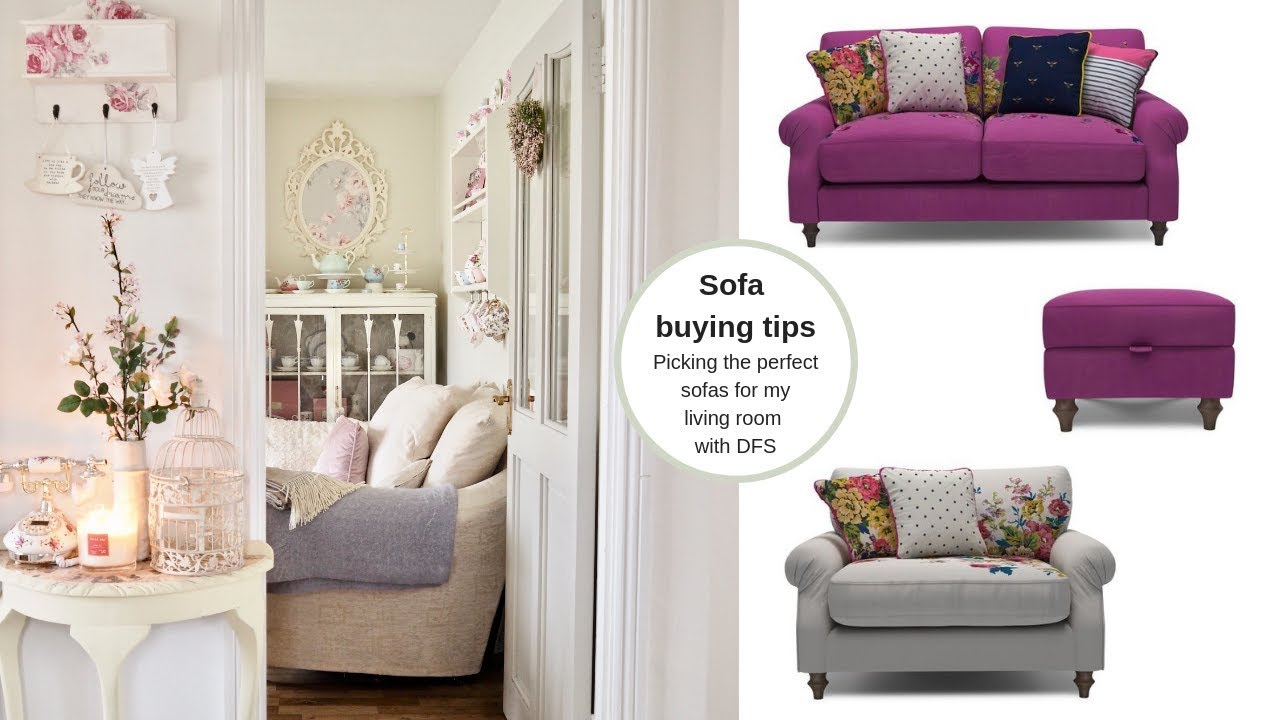 Habitat Sofa 2nd Hand How To Buy A Sofa Sofa Shopping With Dfs Ad