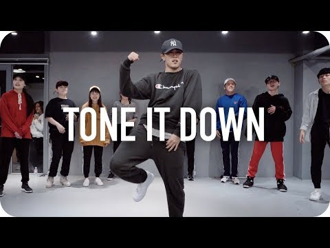 Tone It Down - Gucci Mane ft. Chris Brown / Austin Pak Choreography