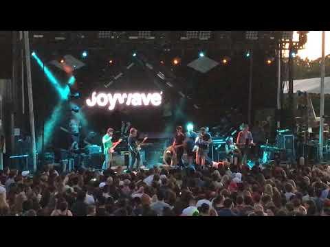 Joywave - Somebody New - Live in Houston White Oak Music Hall Outdoor Amp 9.30.2017