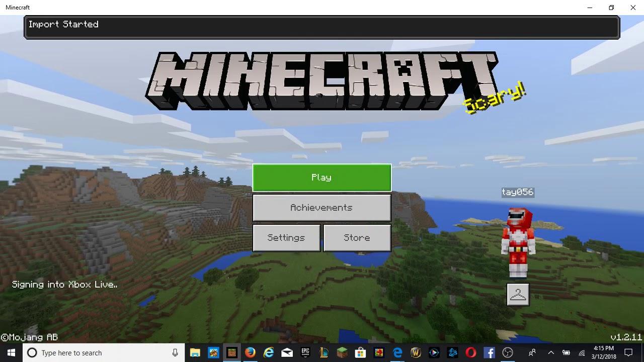 how to get mods minecraft windows 10