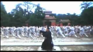 The Tai Chi Master - Hong Kong Trailer