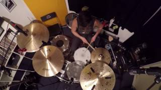 Nine Inch Nails - Idea Of You (drum cover Thom Heusinkveld)