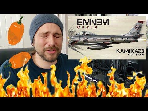 Fall - Eminem | Hot Pepper Music Review
