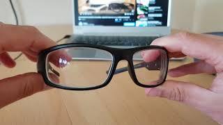 Update: Sportbrille von brille24.de mit Sehstärke - Erfahrungen nach einem Jahr im Einsatz