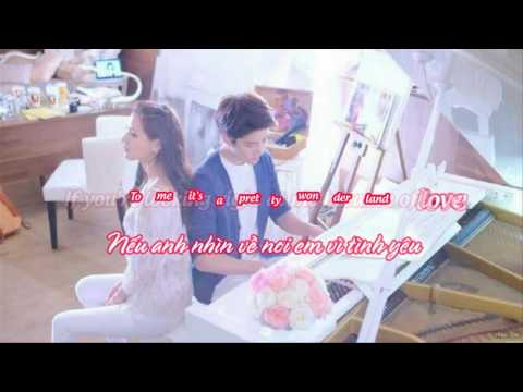 [KARA /VIETSUB] By2 - Because of you (My little princess OST)