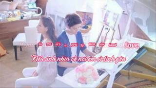 vuclip [KARA /VIETSUB] By2 - Because of you (My little princess OST)