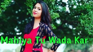 Mahiya Tu Wada Kar Tik Tok | TikTok On Cute Girls | 2019
