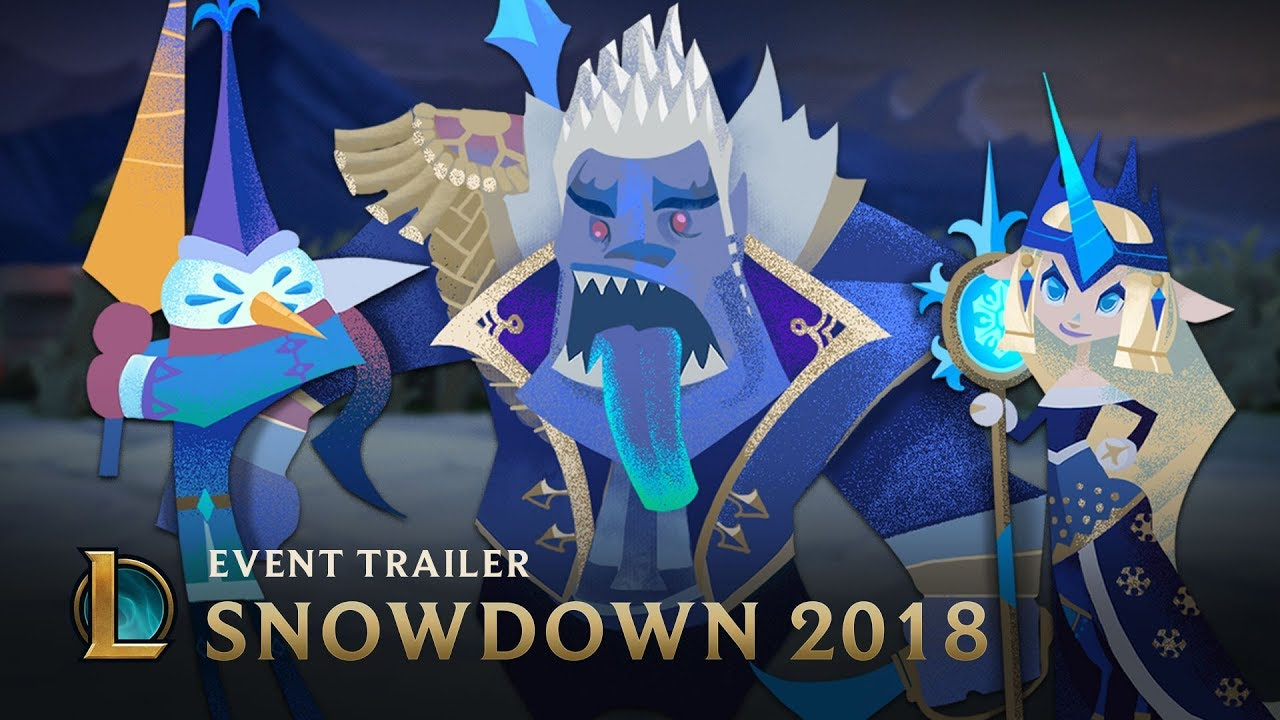 League of Legends: Snowdown 2018 guide | Metabomb