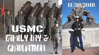 USMC Family Day and Graduation | MCRD Parris Island, SC
