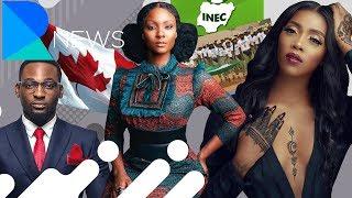 Tiwa Savage back from her hiatus Osas Ajibade in marriage troubles