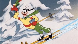 The Art of Skiing | A Goofy Cartoon | Have a Laugh!
