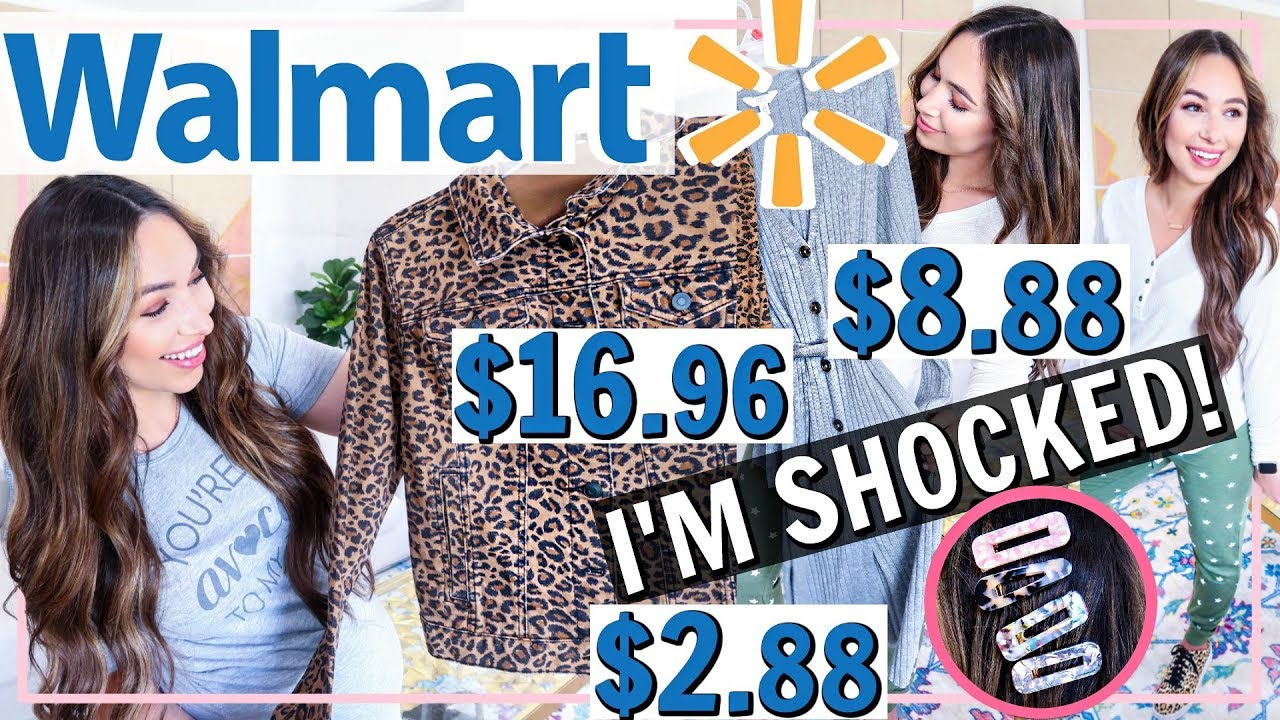 [VIDEO] - WALMART OUTFITS! WALMART TRY ON HAUL 2019 | Alexandra Beuter 4