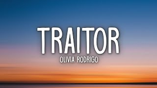 Download Olivia Rodrigo - traitor (Lyrics)