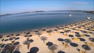 видео Akrathos Hotel (Акрафос Отель) бронировать отель - эксклюзив - Халкидики-Афон, Урануполи, 4*, Греция