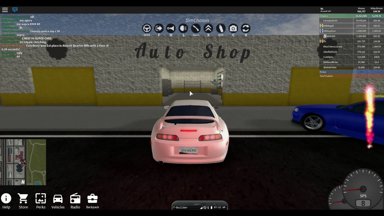 Tune Car Game Drag Racing