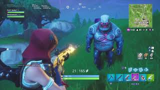 OMG I RENCONTRE THE MEC THE MORE GENTIL OF the WORLD ON FORTNITE BATTLE ROYALE RT ON DONE TOP 1