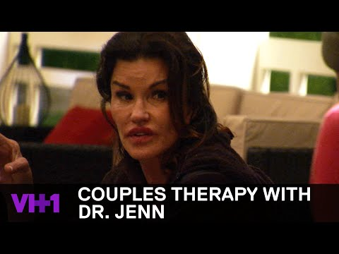 Couples Therapy With Dr. Jenn | Janice Dickinson & Joe Budden Argue Over Beating Their Kids | VH1 from YouTube · Duration:  2 minutes
