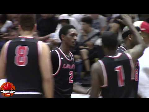 New Clipper Lou Williams Drops A HUGE 50 Point Game In His Drew League Debut! HoopJab