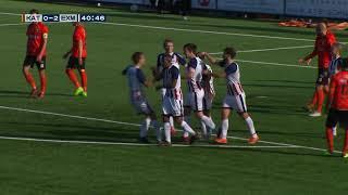 Katwijk - Excelsior M. 2-4 | VVKatwijkTV