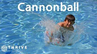 Thrive Church Online, Cannonball, Part 1, 4-18-21
