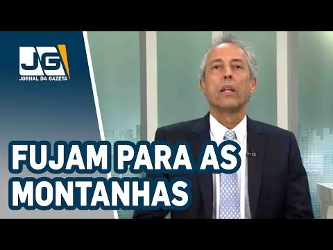 """Bob Fernandes / Alckmin com o """"Centrão""""... E Bolsonaro quer Janaína... """"Fujam para as montanhas""""..."""